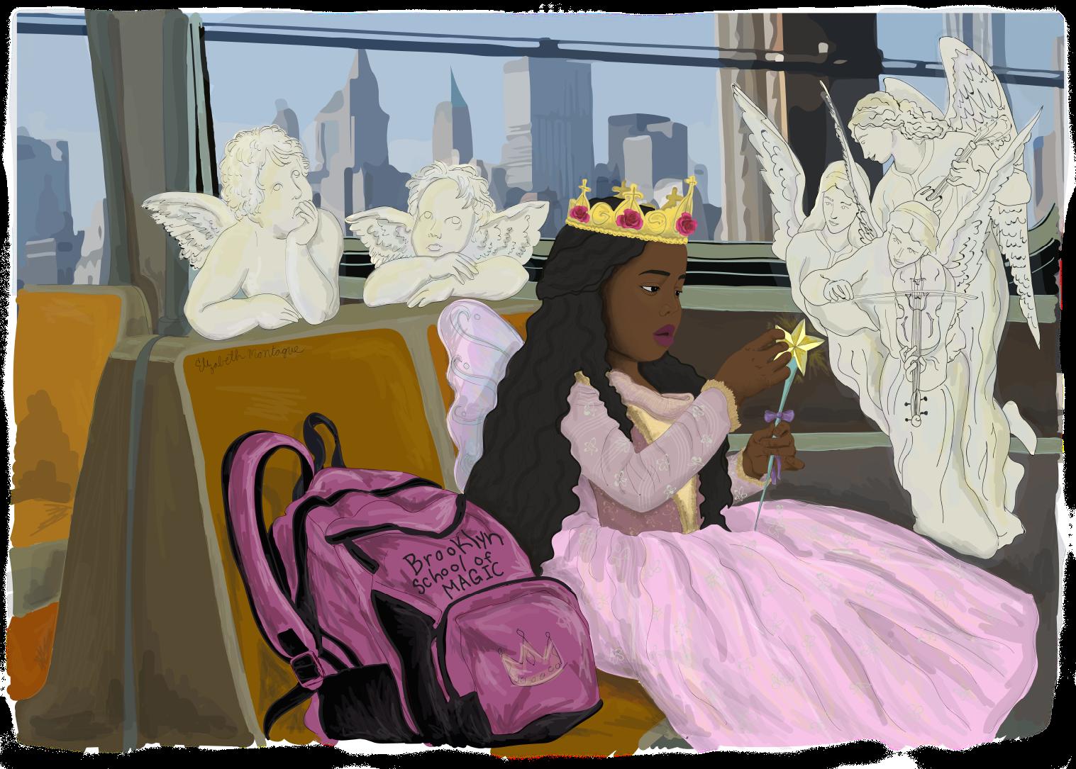 Brooklyn School of Magic | Elizabeth Montague